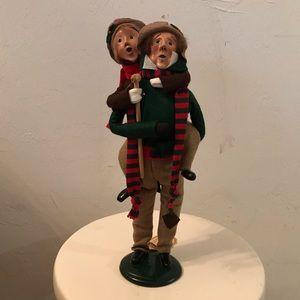 Other - Byers Choice LTD Bob Cratchit & Tiny Tim